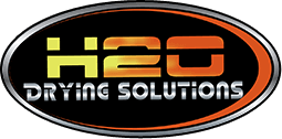 H2O Drying Solutions logo