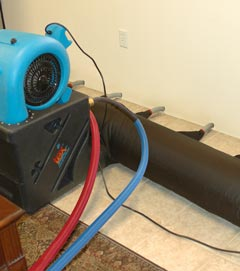 Photo of a drying equipment